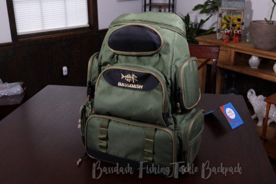 Best Fishing Tackle Backpack for Kayaking